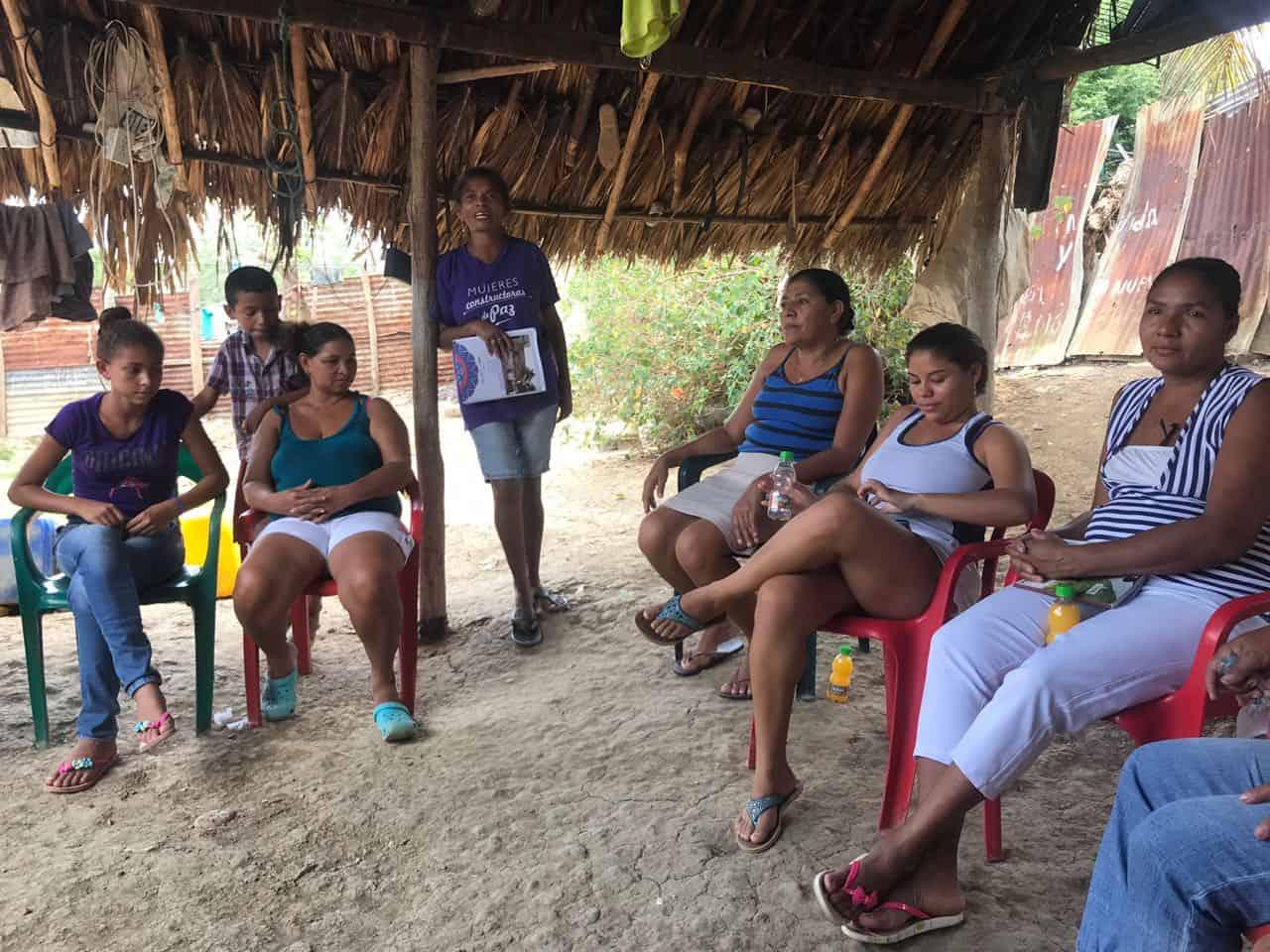 Harina de yuca ,empoderamiento femenino en Montes de María