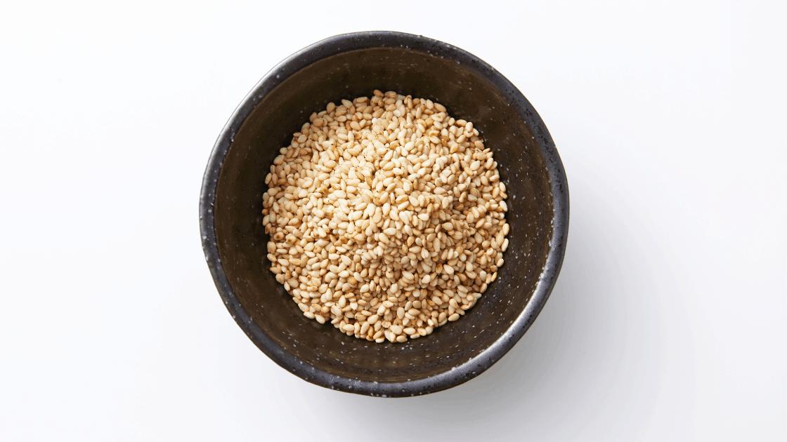 Receta ecológica: gomasio o sal de sésamo