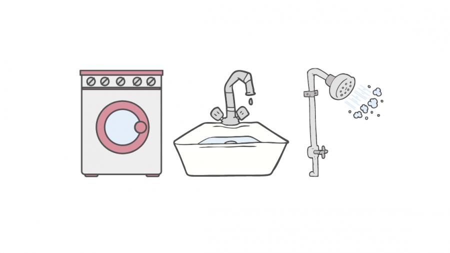 Ahorrar agua en tres sencillos pasos