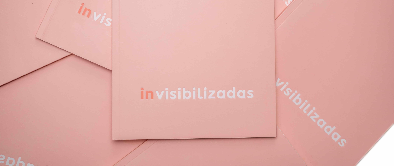 Invisilizadas: 13 relatos, 13 ilustraciones y 13 recetas